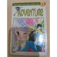 komik second adventure yu asagiri