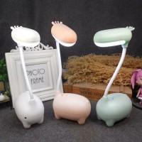 Lampu meja Belajar LED Hias Model karakter jerapah cute murah