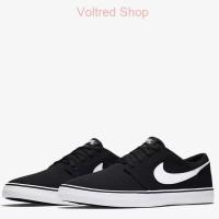 Original Nike SB Portmore Sneakers Shoes Skate Sepatu Pria Vans Hitam