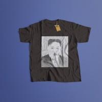 K/59 Kaos Custom Kim Jong Un North Korea Utara T-Shirt (5 Colors)