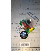 4000W SCR Variable Speed Motor Controller AC Dimmer Kontrol Kecepatan