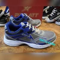 Sepatu sport Running original Pro Att MC 52 Grey Navy