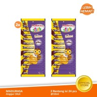 Madurasa Anggur Stick 12x10 ml - Renteng (2 Renteng)