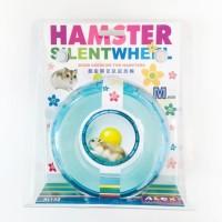 Alex Silent Wheel Medium - Kincir Hamster⠀⠀⠀⠀⠀⠀⠀⠀