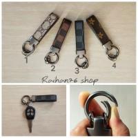 Gantungan Kunci LV, Damier, Mono | Mobil&Motor