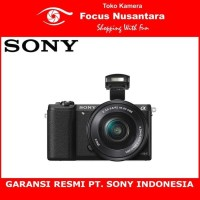 SONY Alpha A5100 Kit 16-50mm f/3.5-5.6 OSS (Black)