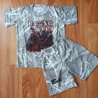 Baju Barong Bali Setelan Anak Ukuran L umur 6 - 7 tahun