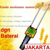 Digital Grain Mouisture Meter Alat Pengukur Kadar Air