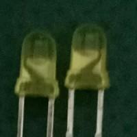 Led 3mm Kuning