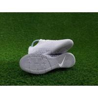Futsal Nike Mercurial Vapor XIII Pro IC - White Chrome Platinum