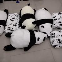 Boneka + Selimut panda