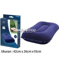 Big Promo Bestway 67121 Flocked Air Pillow Portable / Bantal Angin /