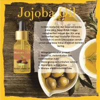 Pure Golden Jojoba Oil Minyak Jojoba Emas Murni