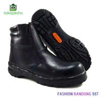 sepatu safety kings model sleting proyek dan lapangan