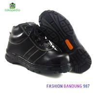 sepatu safety kings model tali proyek dan lapangan
