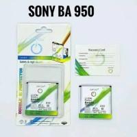 Baterai Batre Double Power OFFON Sony BA950 Battery Sony Xperia BA 950