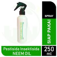 (Siap Pakai) Neem Oil 250ml, Spray Pestisida Insektisida Organik,