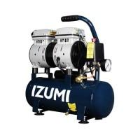 Kompresor Angin IZUMI 9L Oiless Compressor Silent 3/4 HP 9 Liter