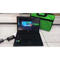 Laptop Acer TravelMate P246 CORE I7 Gen5 RAM 8GB HDD 1TB NVIDIA 820M M