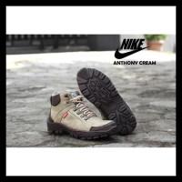 Terlaris Sepatu Safety Ujung Besi Nike Pdl Pdh Tni Polri Proyek