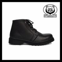 Terlaris Sepatu Safety Wanita Ujung Besi Type Dm / Safety Shoes Wanita