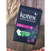 Kotex Soft and Smooth Overnight Trimax 28cm 14pcs