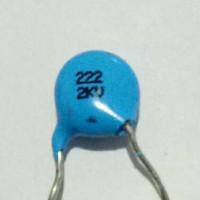 KAPASITOR CERAMIC 222 2KV