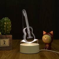 Lampu Meja LED Love Sign - Rusa - Owl