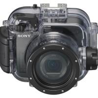 Sony Kamera DSC-RX100M5A dengan Underwater Housing MPK-URX100A warna