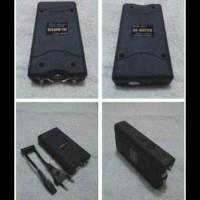 Senjata Kejut Listrik / Alat Setrum (Stungun / Stun Gun) + Senter Led