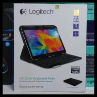 Logitech Case Keyboard Folio Samsung Galaxy Tab 4 10.1Inch Universa