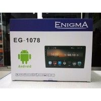 Head Unit ENIGMA Android Enigma 10.1 Inch Eg 1078 ANDROID ENIGMA 10.1