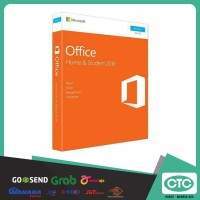 Microsoft Office Home & Student 2016 - Original - Resmi perkakas