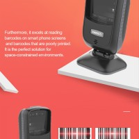 Barcode scanner zebex z-8062 Omni directional 1 D 2D last stok