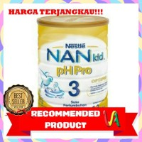 Nan Ha 3 Nan Ph Pro 3 Susu Nestle Susu Anak Susu Nestle Nan Kid