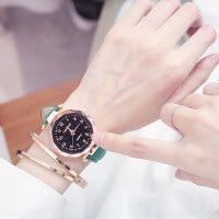 Promo trend Watches retro Womens Luminous electronic 1PCS Korean