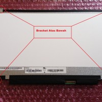 Layar LED LCD Laptop Acer Aspire V5-123 Series 11630UD cpu