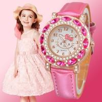 Promo Fashion Jam Tangan Hello Kitty untuk Anak