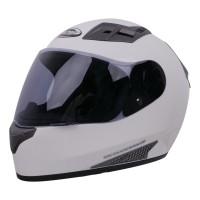 Cargloss New Sport One CR Visor Hardoat Helm Full Face - WHITY WHITE
