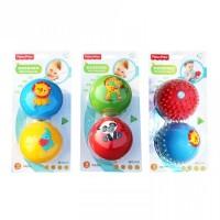 Fisher Price Baby Massage Training Ball Mainan Bola Mainan Bayi
