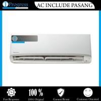 AC PANASONIC 3/4 PK YN7TKJ 650W R32 +PEMASANGAN