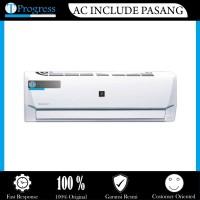 AC SHARP 1/2 PK AH-AP5SSY PLASMACLUSTER +PEMASANGAN