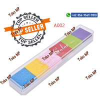 Non-Toxic Color Ink Pad Inkpad Rubber Stamp Finger Print DIY Craft