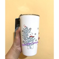 Limited Miir Starbucks Tumbler Gelas Stainless Special Edition Polar