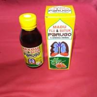 Madu flu batuk dan sinusitis Parugo