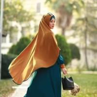 Gamis set Amberlee teal | gamis syar'i muslimah