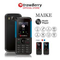 Deskripsi Strawberry - Maike / Handphone Candybar / HP Kamera Musik Mu