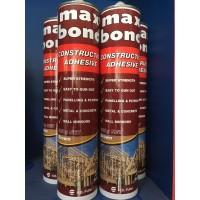 Lem Kaca Maxbond / Aluminium / Silikon / Silicone / Sealant