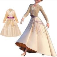Baju Anna Frozen 2 Princess CG67
