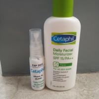 Share 20ml Cetaphil Daily Facial Moisturizer SPF15 (Original)❤️